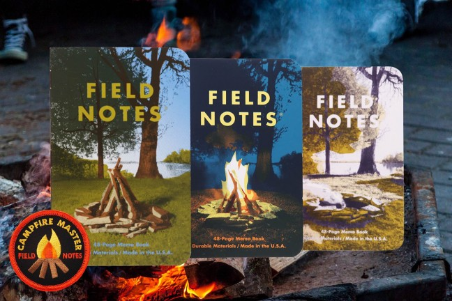 field-notes-campfire-edition