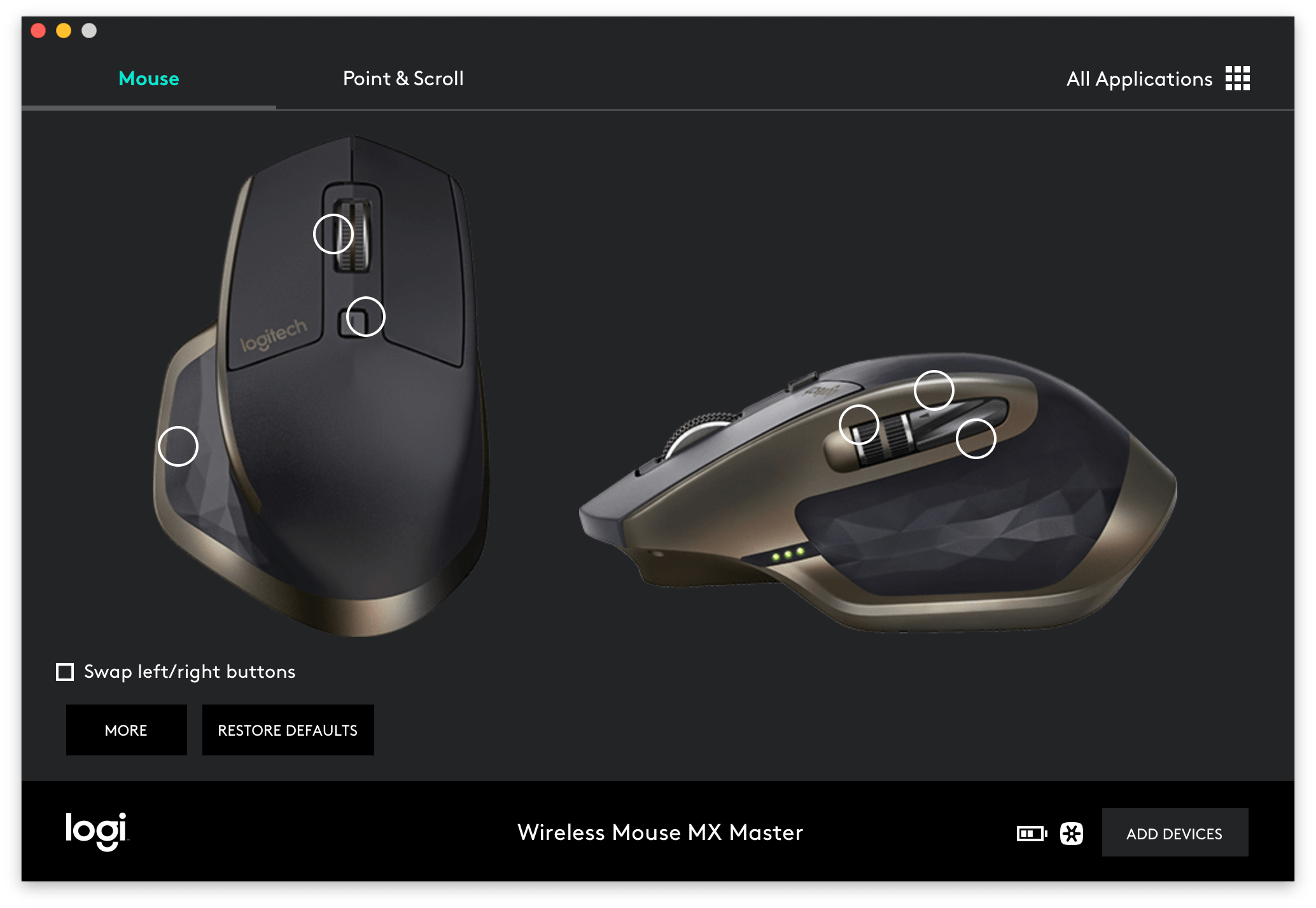 A Review of the Logitech MX Master Mouse — Tools and Toys