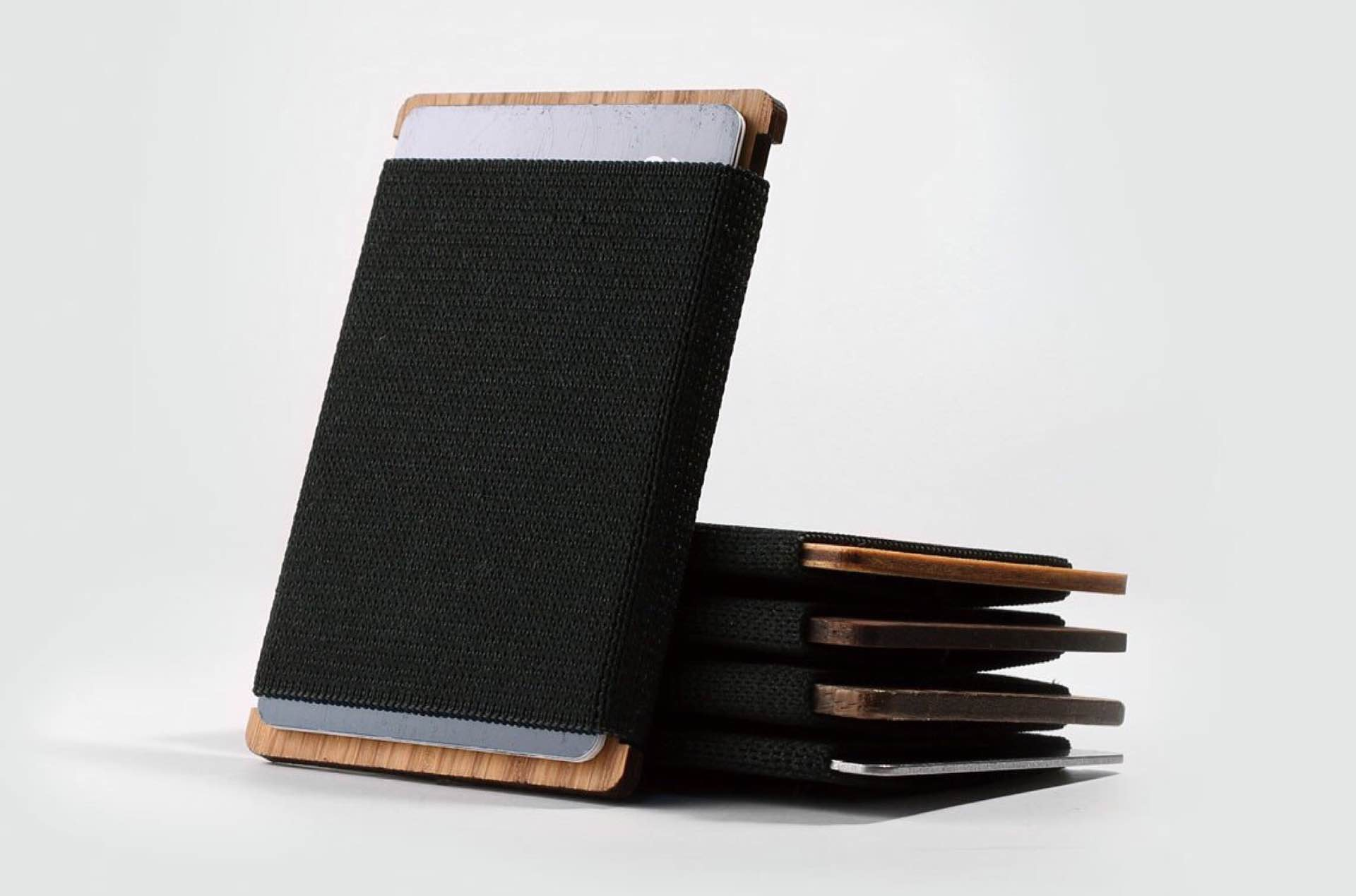 The CNCH minimalist wallet by Portsmith Company. ($30–$45)