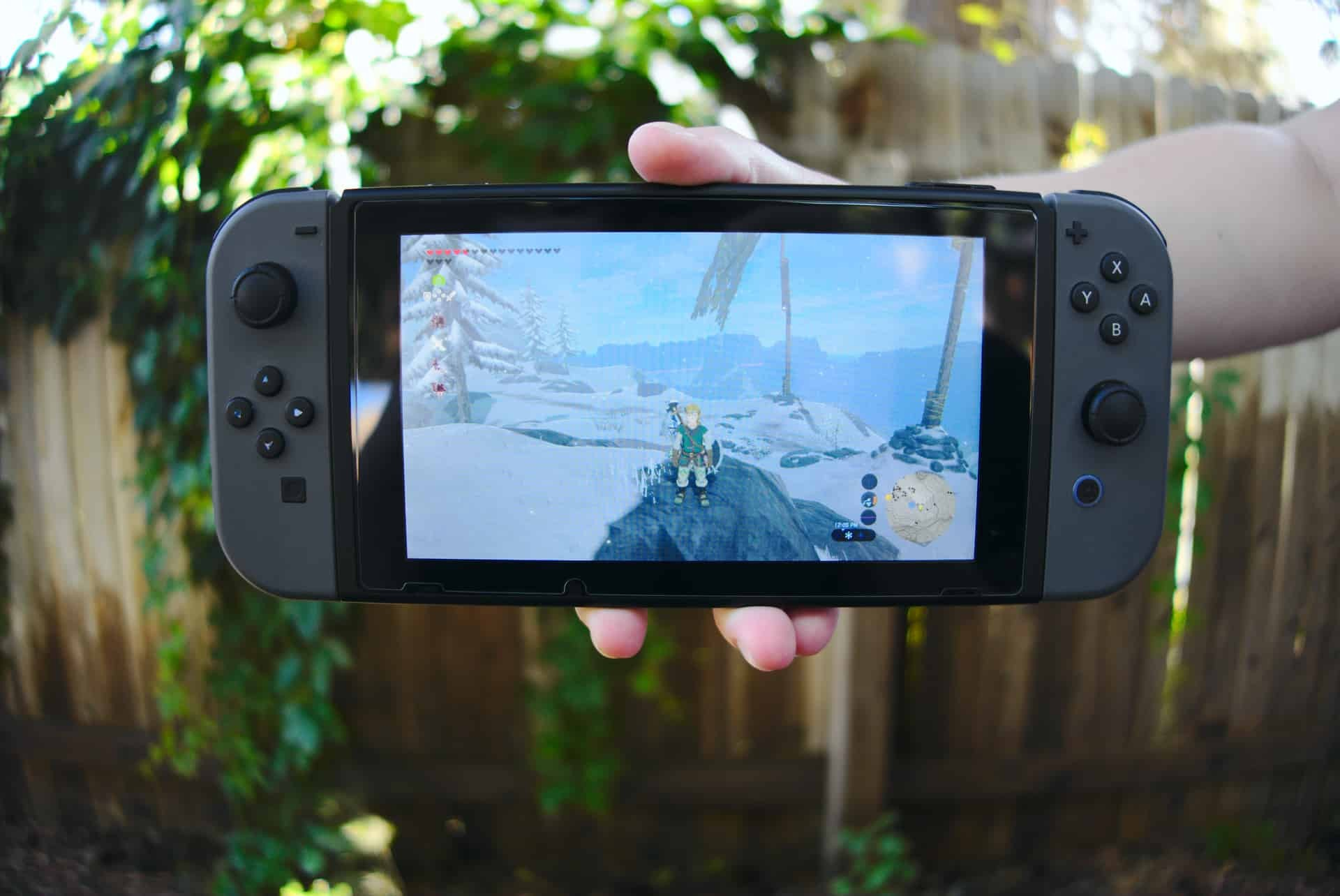 The Nintendo Switch Review