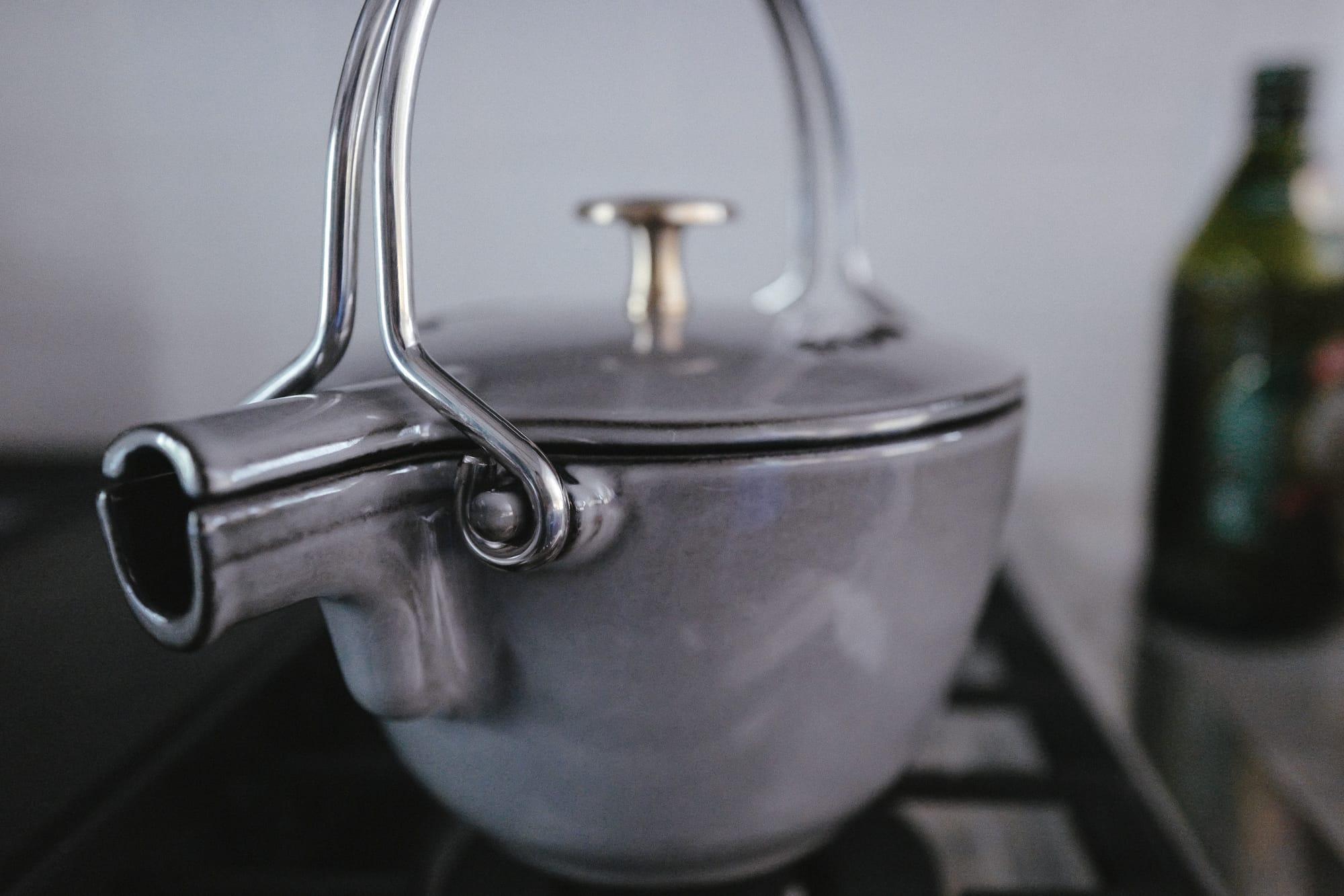 Staub Teapot