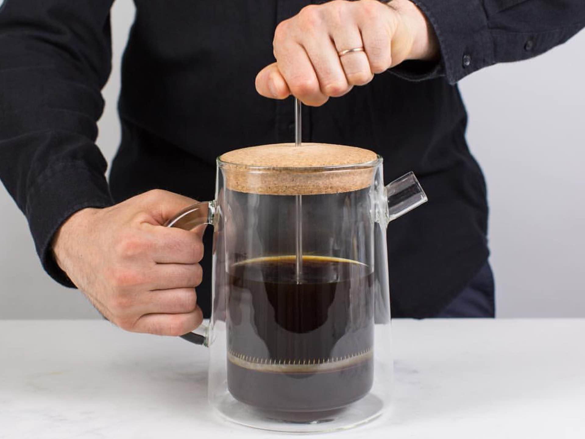 The Manual Coffeemaker Nº3. ($115 pre-order)