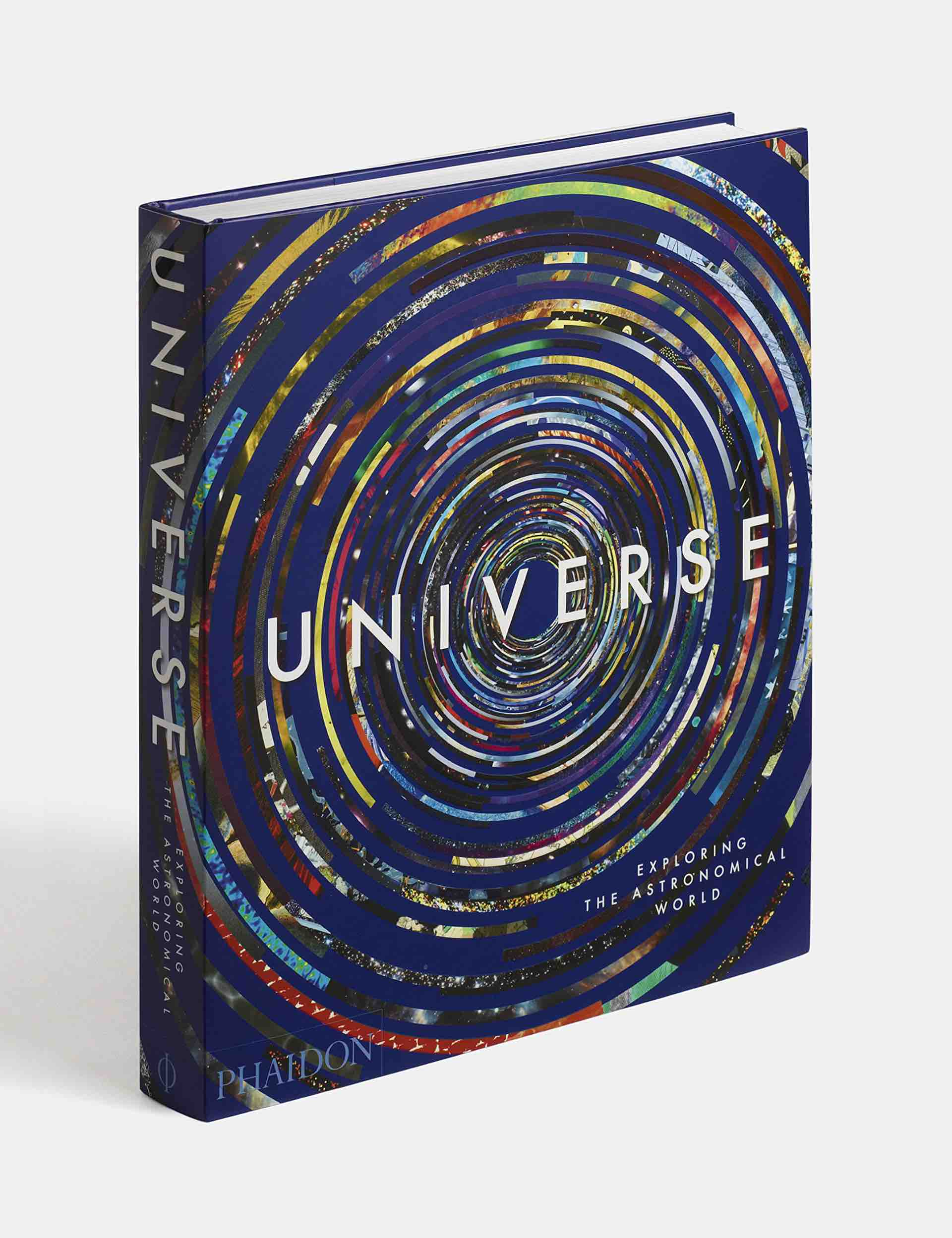 Universe by Phaidon. ($31 hardcover)