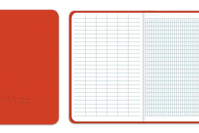 elan-e64-surveyor-field-book
