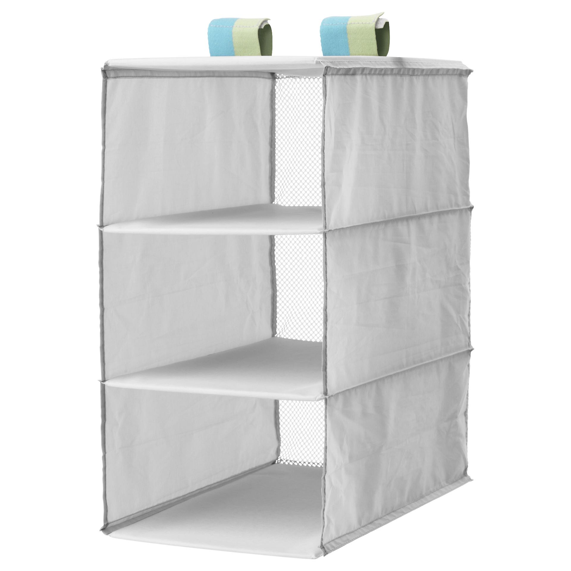 SLÄKTING hanging organizer with 3 pockets. ($7)