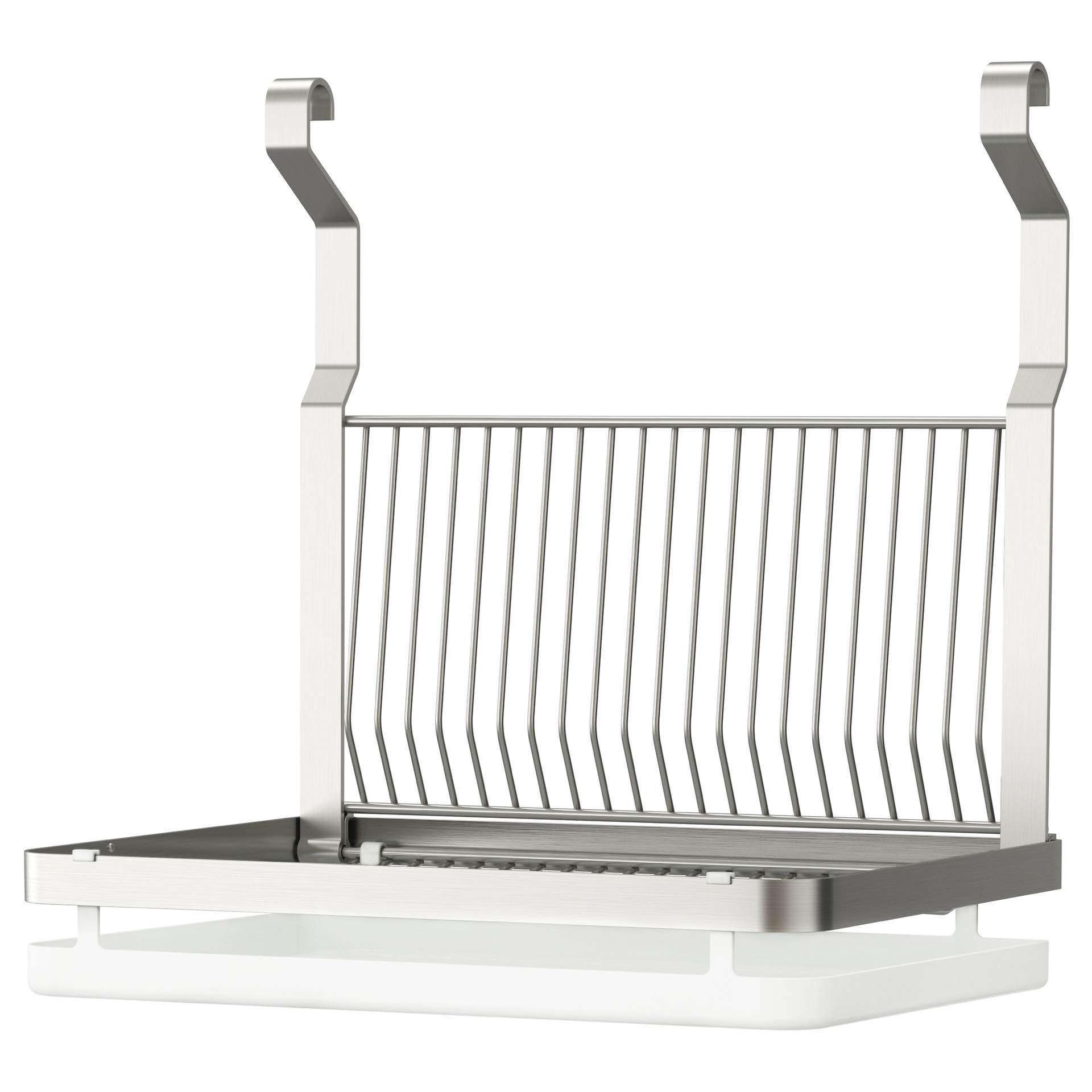 GRUNDTAL hanging dish drainer. ($28)