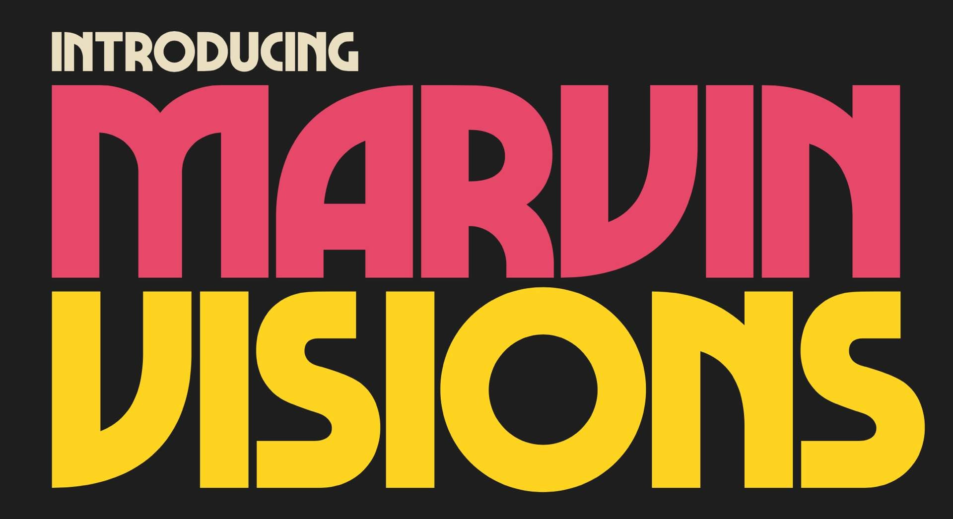 marvin-visions-typeface