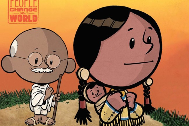 i-am-sacagawea-and-i-am-gandhi-by-brad-meltzer