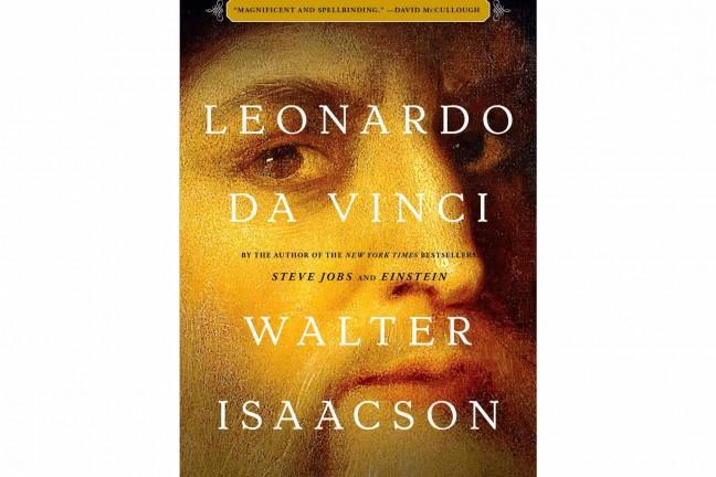 Leonardo da Vinci by Walter Isaacson.