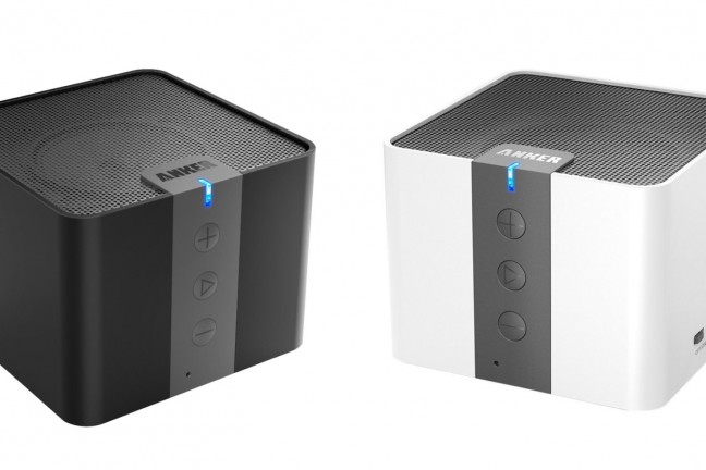 "Anker ""Classic"" bluetooth speaker. ($28)"