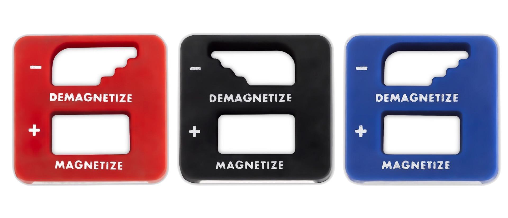 Katzco magnetizer & demagnetizer tool. ($7)