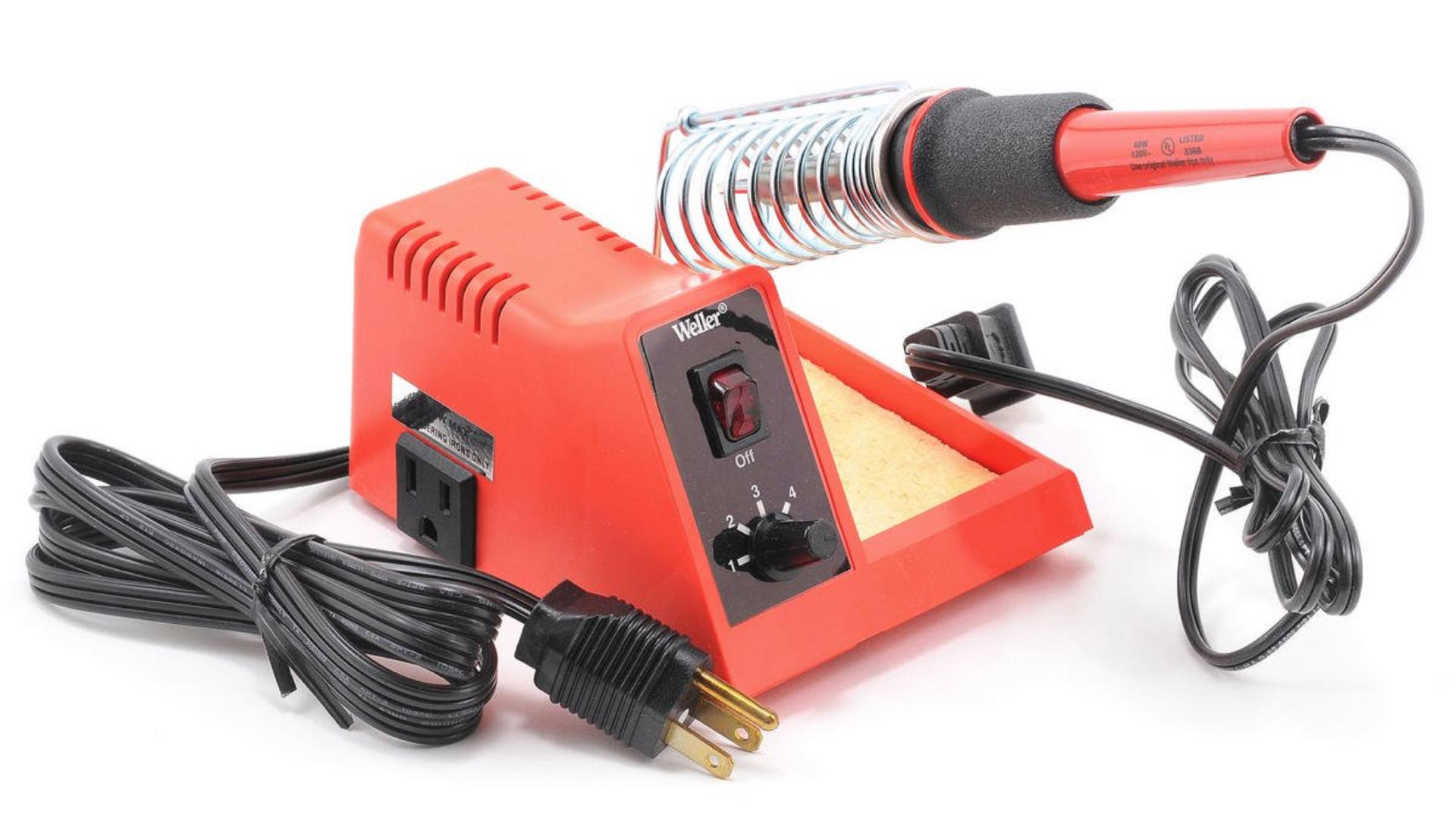 Weller Wlc100 40 Watt Soldering Station Tools And Toys Gun For Circuit Boards What Kind Of Wattage