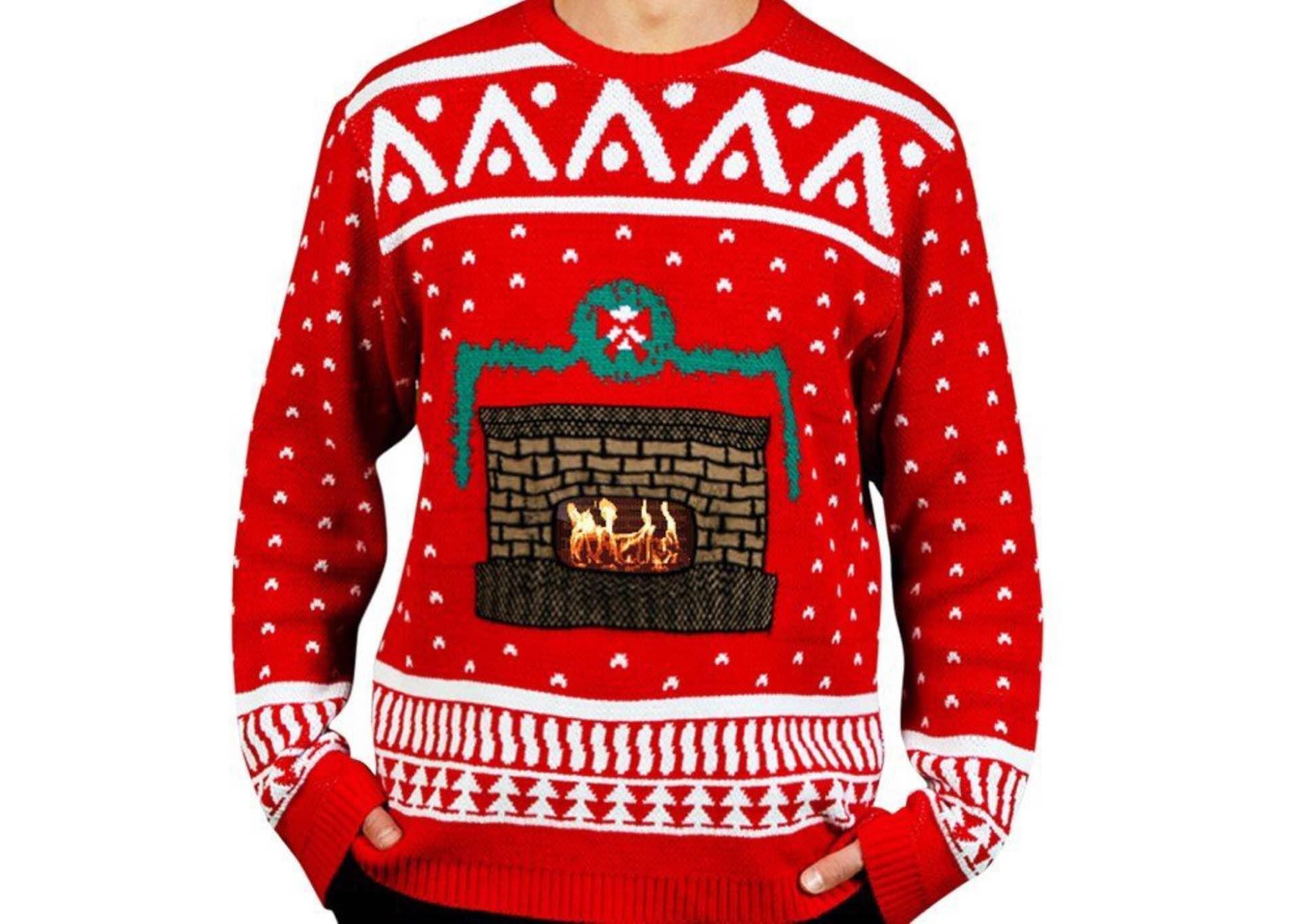 digitaldudz-crackling-fireplace-christmas-sweater