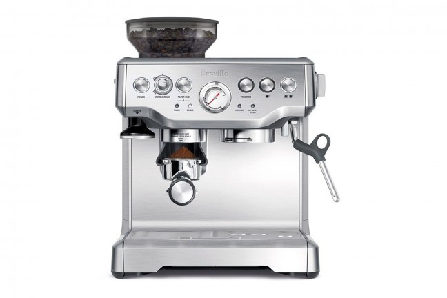 Breville Barista Express home espresso machine. ($596)