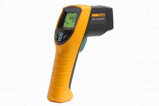 Fluke 561 infrared thermometer. ($183)