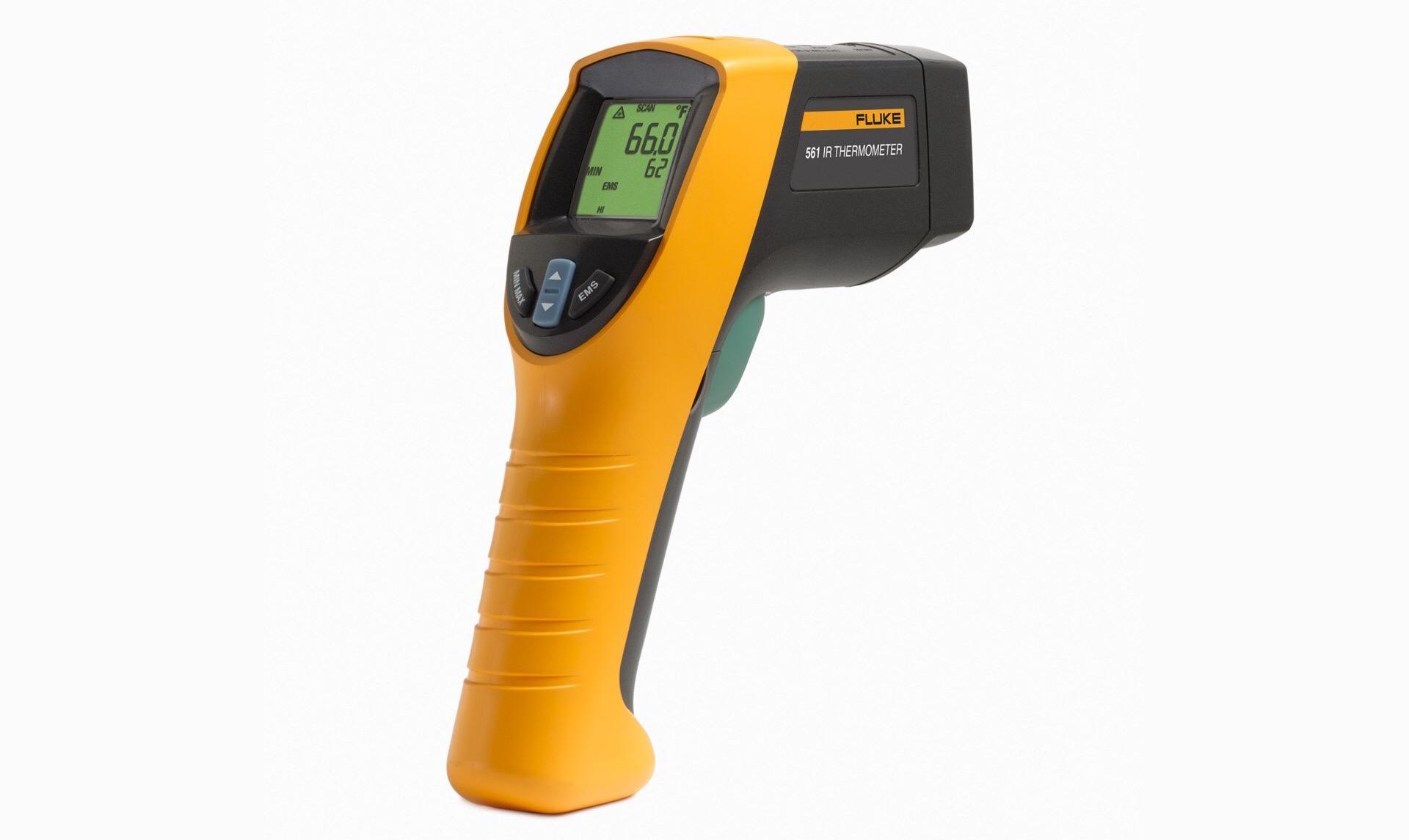 Fluke 561 infrared thermometer. ($183)