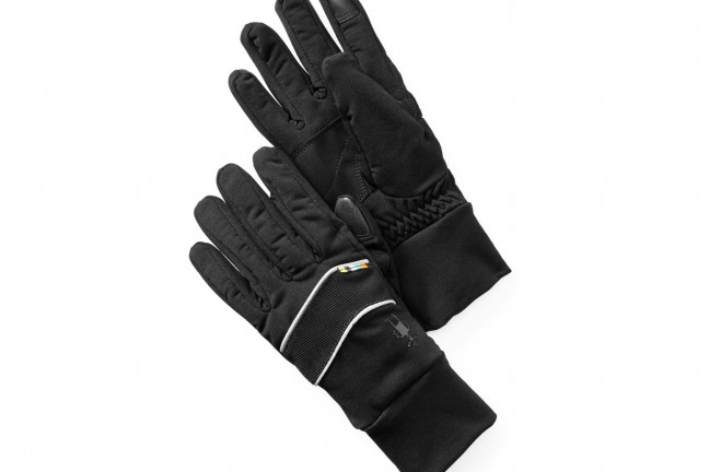 "Smartwool ""PhD"" insulated training gloves. ($60)"