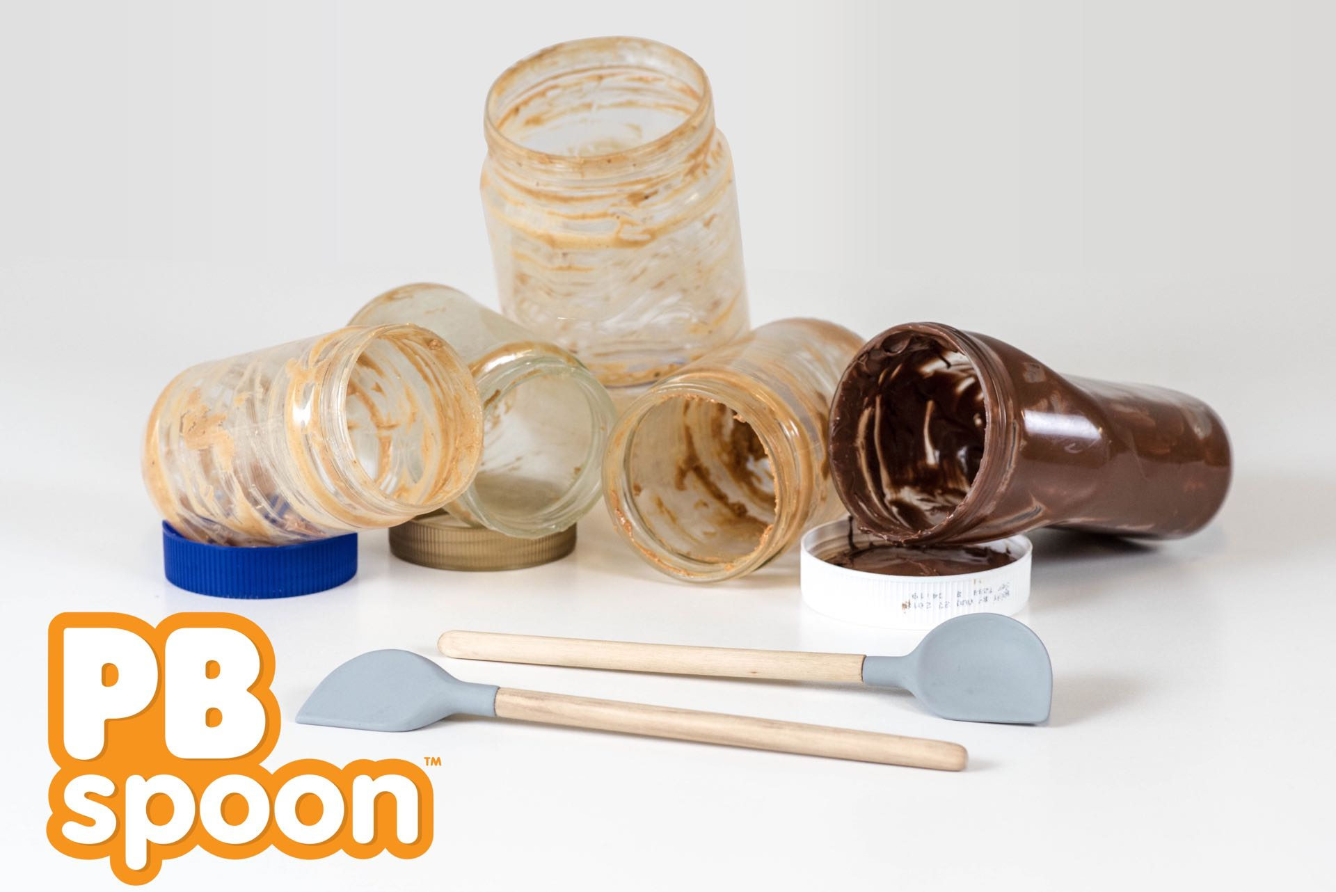 The PBspoon peanut butter spoon + spatula. ($12)