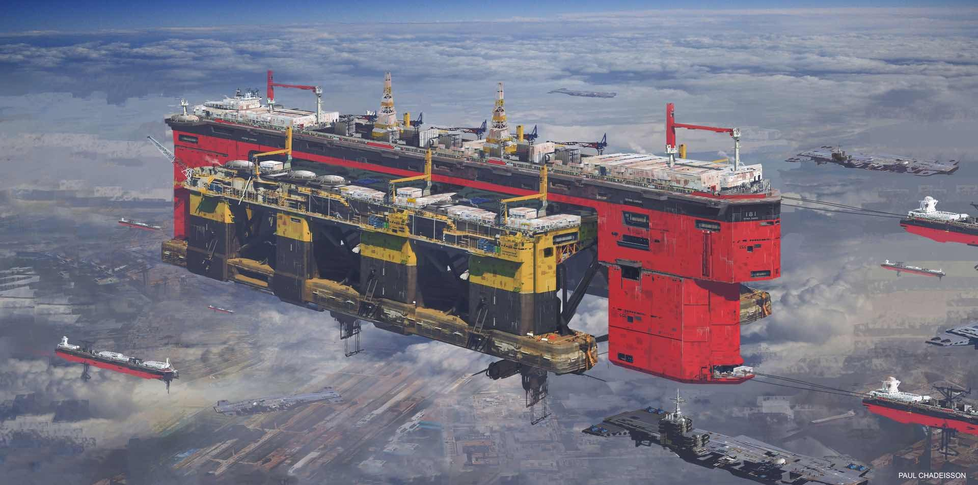 "Concept art: ""Strike Vector EX 