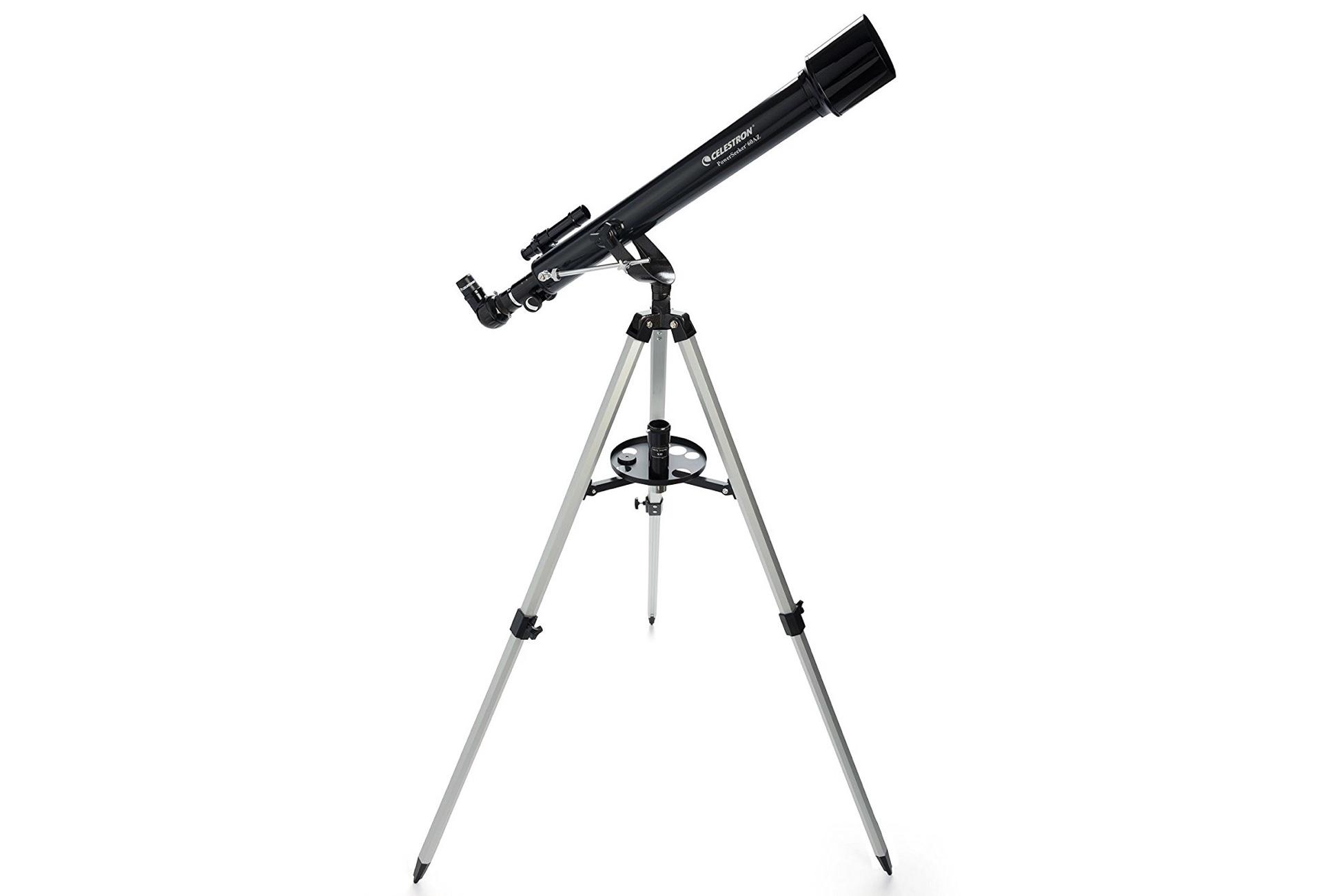 Celestron powerseeker 60az telescope u2014 tools and toys