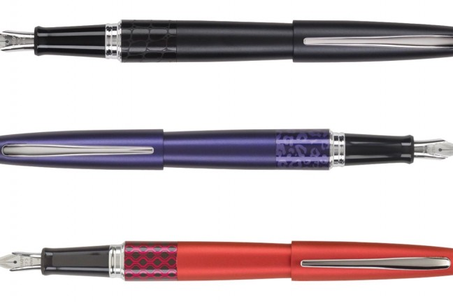 pilot-mr-fountain-pen-series