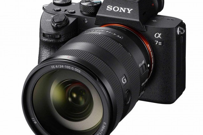 sony-α7-iii-mirrorless-camera