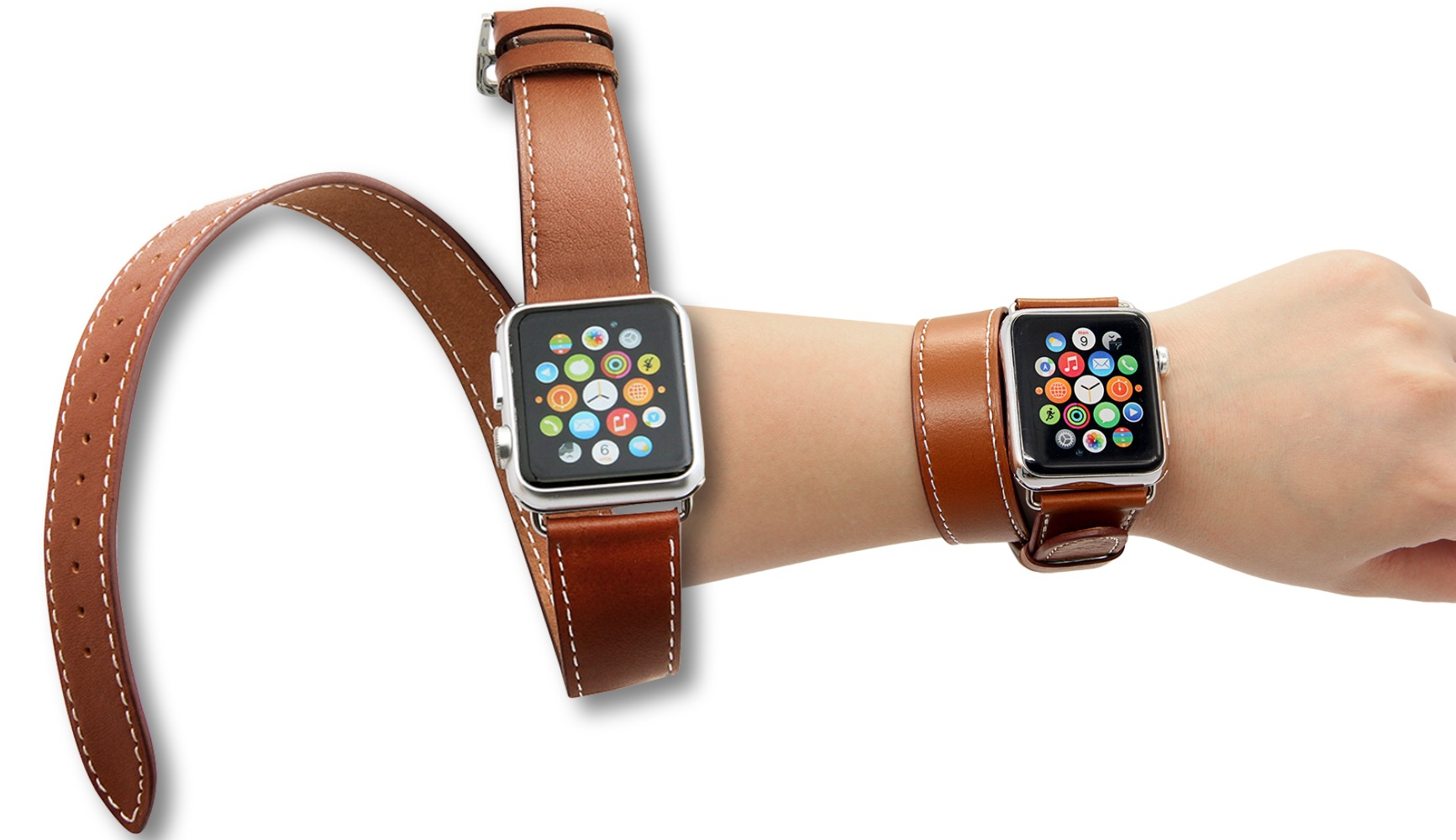 v-moro-double-tour-leather-band-for-apple-watch