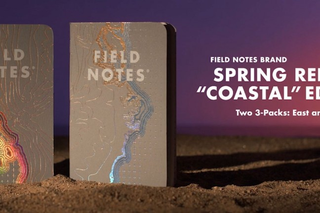field-notes-coastal-edition