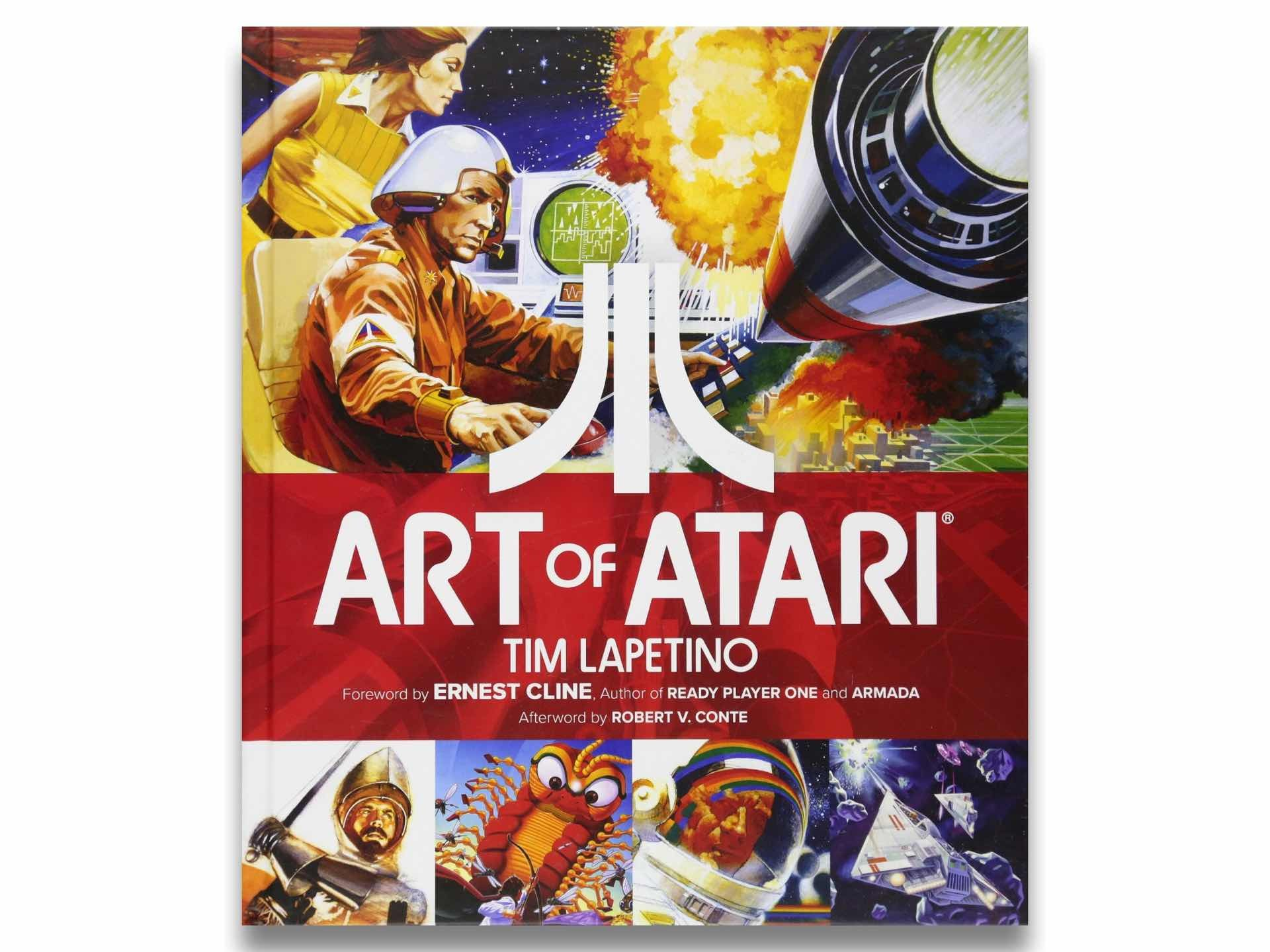 Art of Atari by Tim Lapetino.