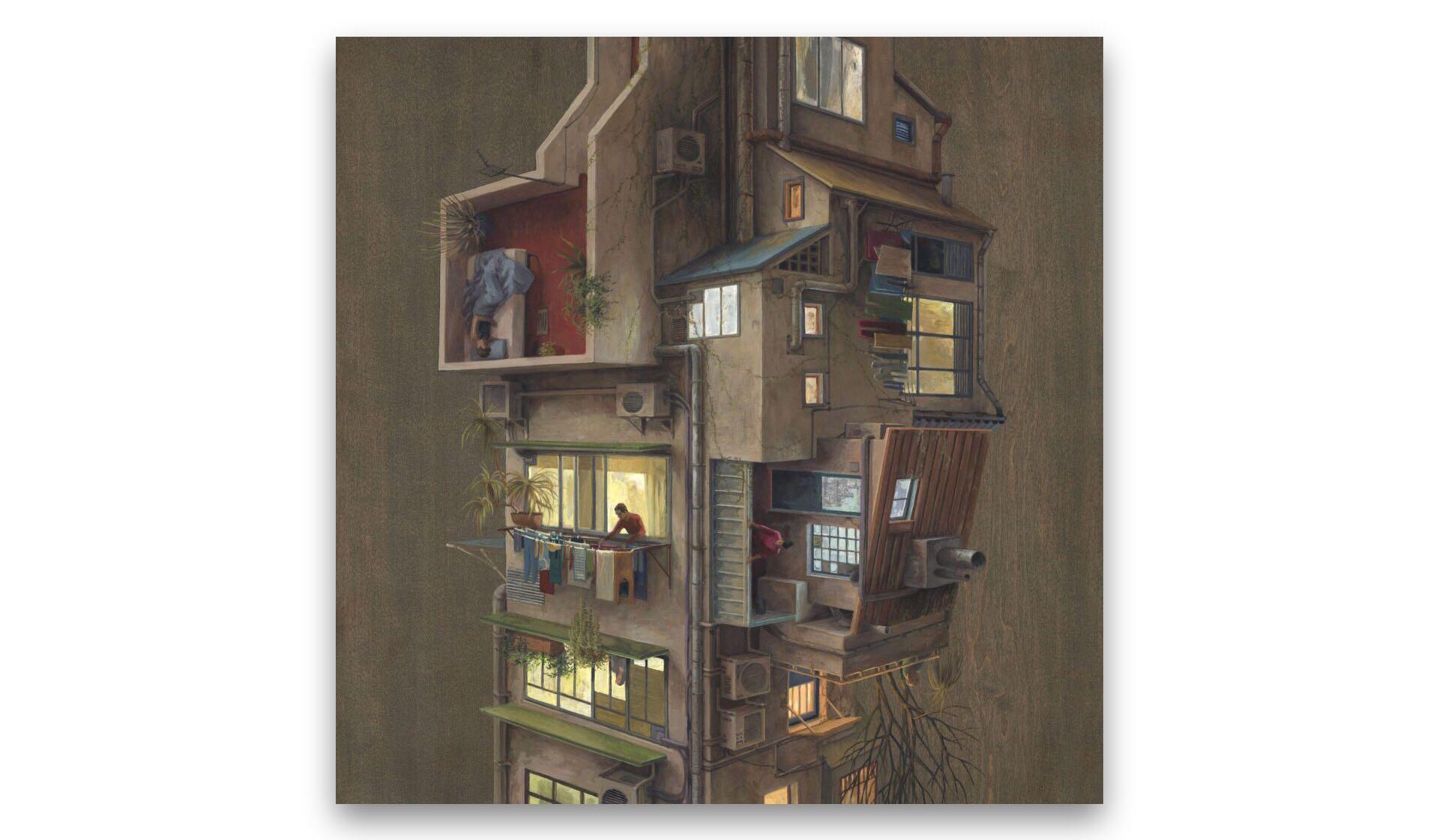 urban-evening-print-by-cinta-vidal-x-colossal