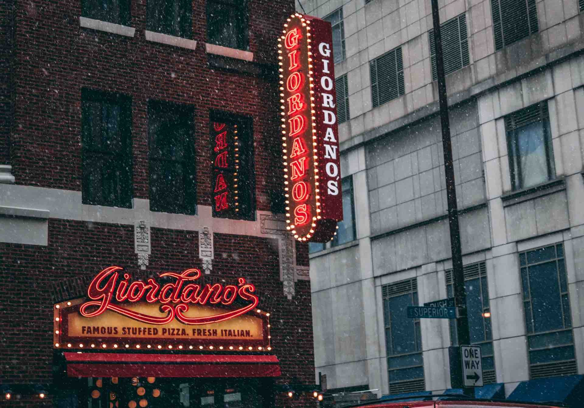 Photo: Matt Antolioli(Apologies in advance to Max if he thinks Giordano's sucks; I just like the photo and I think I actually ate there years ago.)