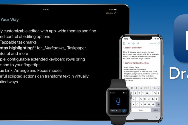 drafts-5-for-ios-and-apple-watch