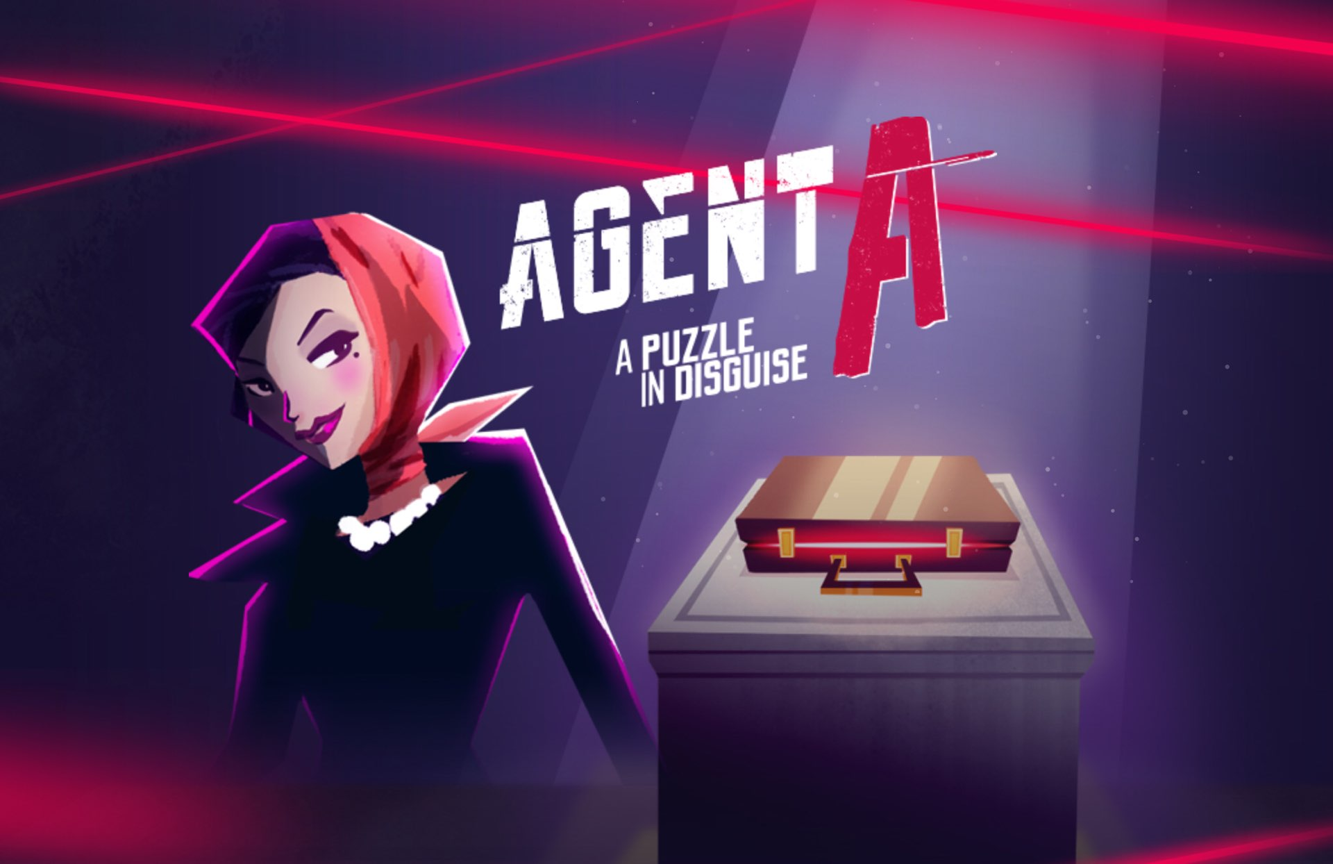 Agent A — A Puzzle in Disguise' for iOS — Tools and Toys
