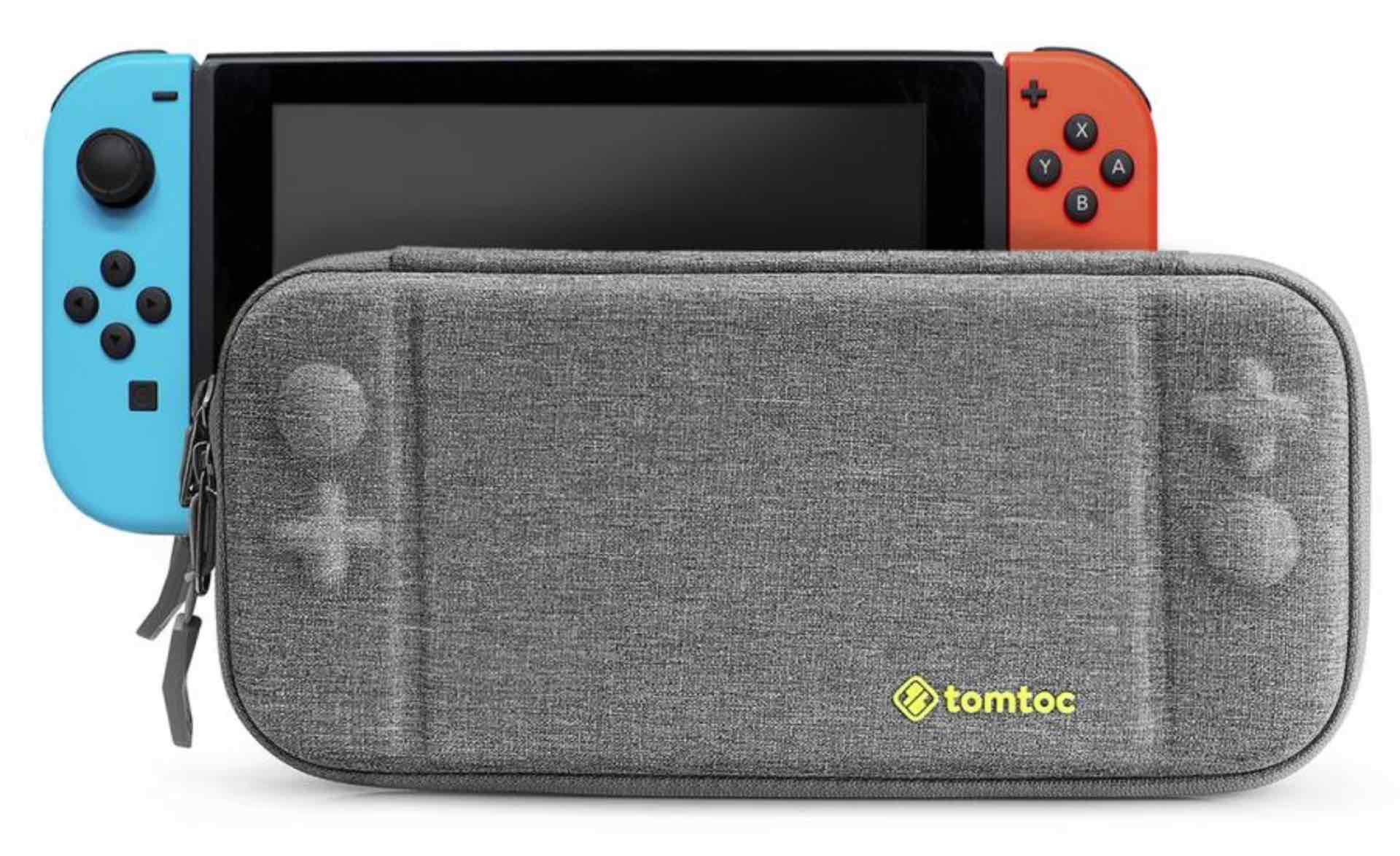 Tomtoc ultra-slim case for Nintendo Switch. ($17)
