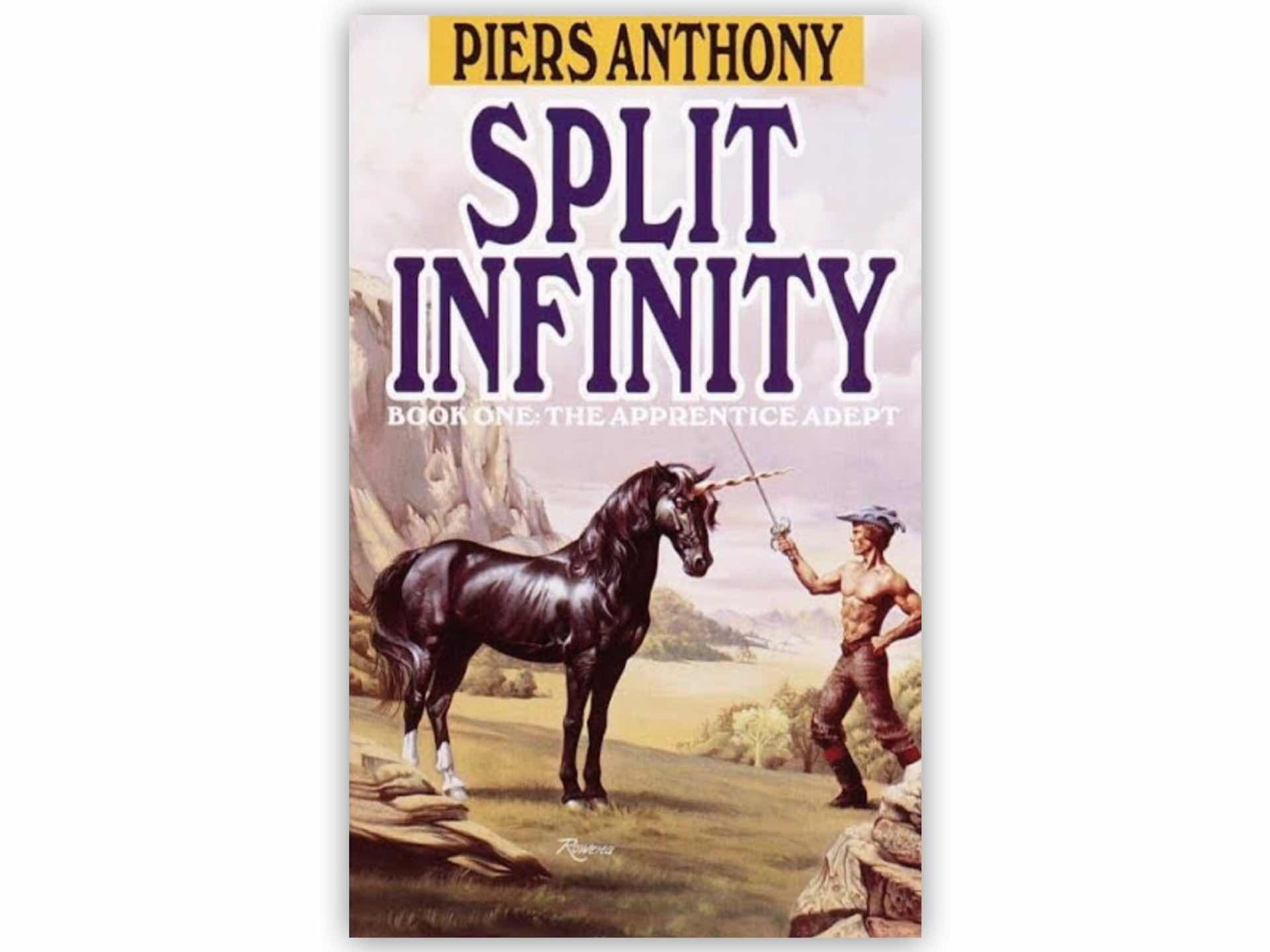 The Apprentice Adept series by Piers Anthony.