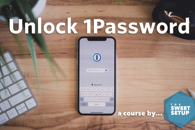 the-sweet-setup-unlock-1password-course