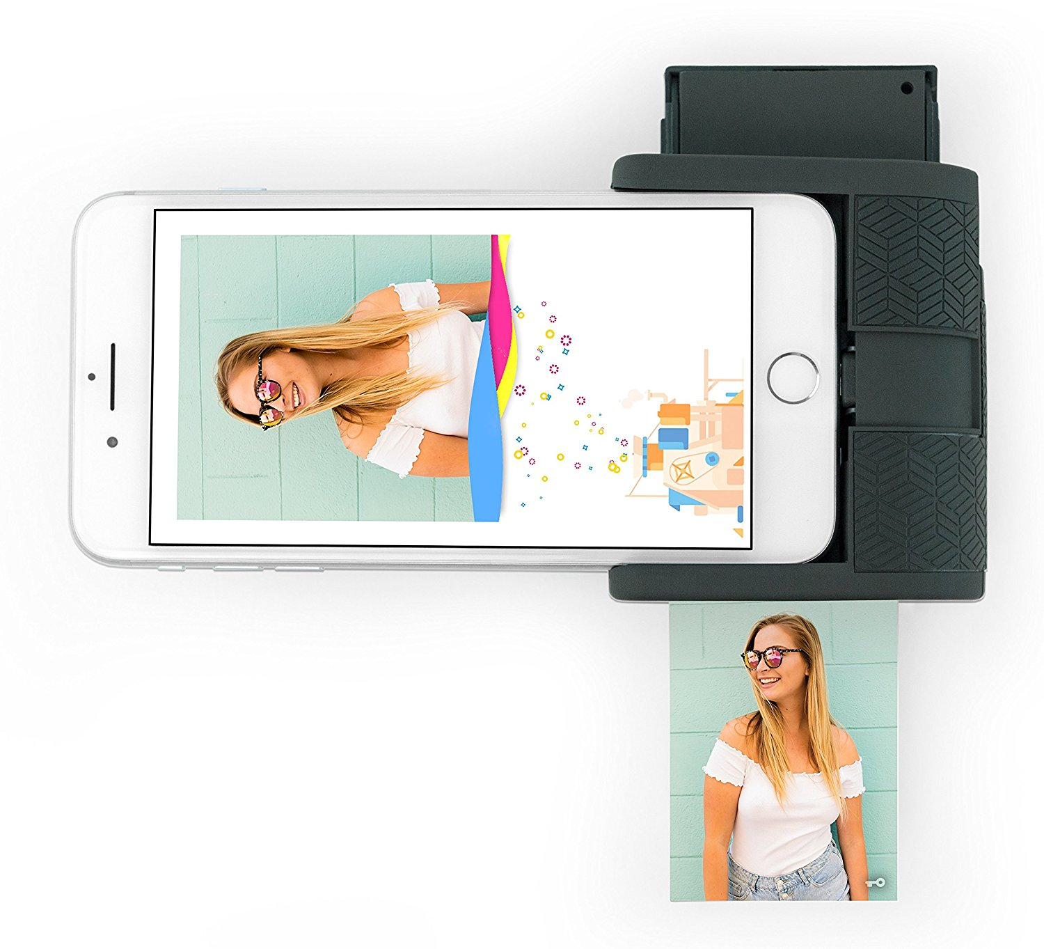 Prynt Pocket Instant Photo Printer For Iphone Tools And Toys