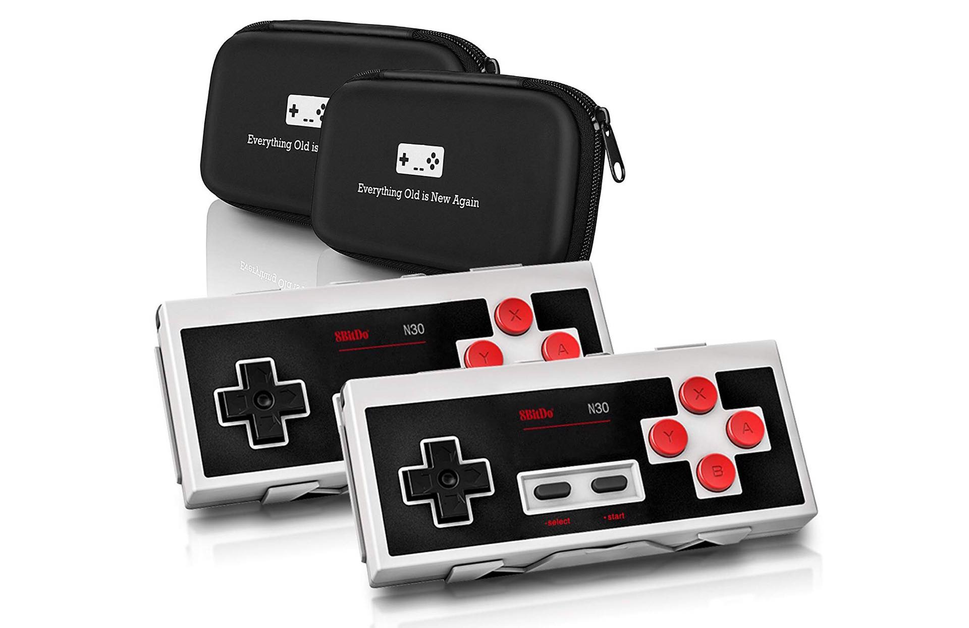 8bitdo-n30-nes-style-controllers