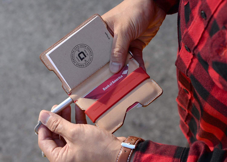 dango-pioneer-wallet-pen-notebook