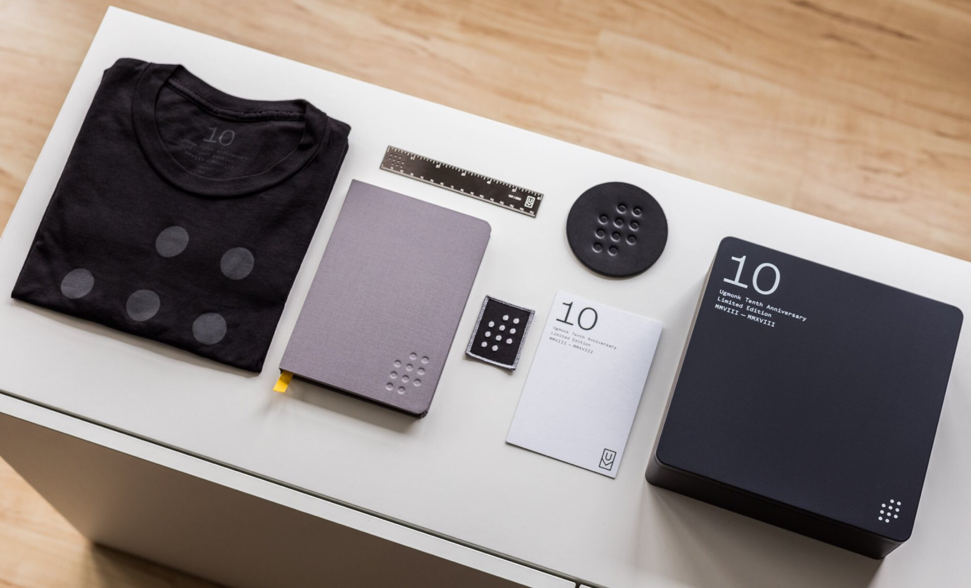 ugmonk-10th-anniversary-set
