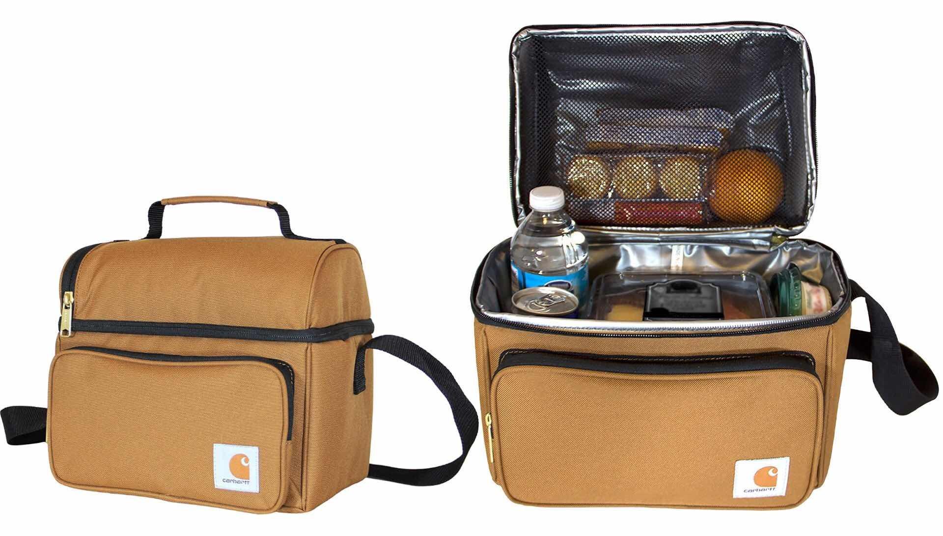 Carhartt Deluxe Lunch Cooler. ($25)