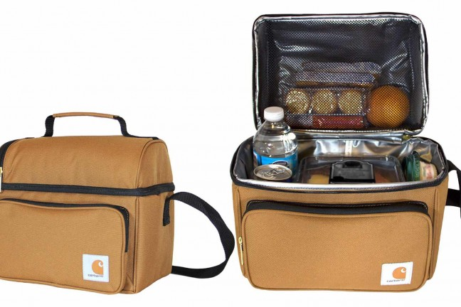 Carhartt Deluxe Lunch Cooler. ($25)