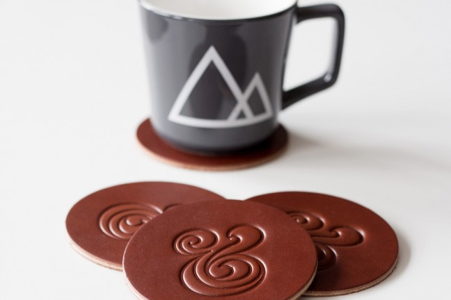 ugmonk-leather-coaster-sets