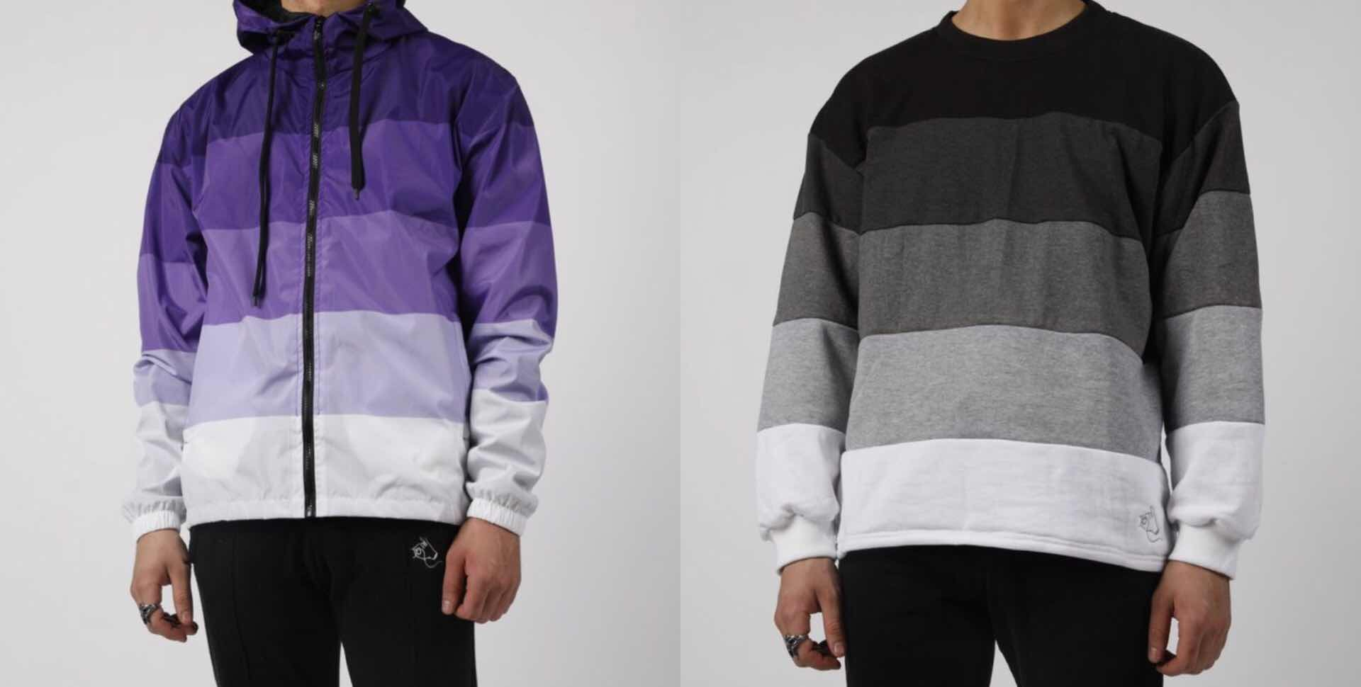 "Steady Hands' ""Gradients"" line. (prices vary)"