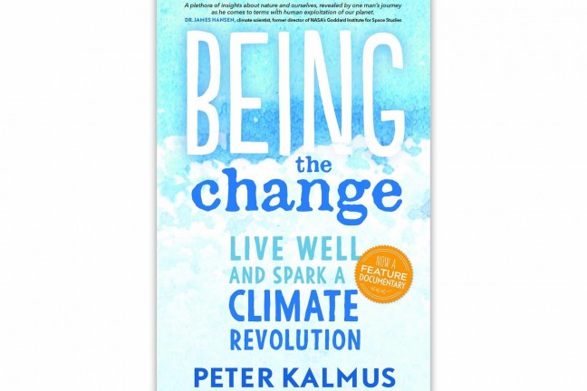being-the-change-by-peter-kalmus