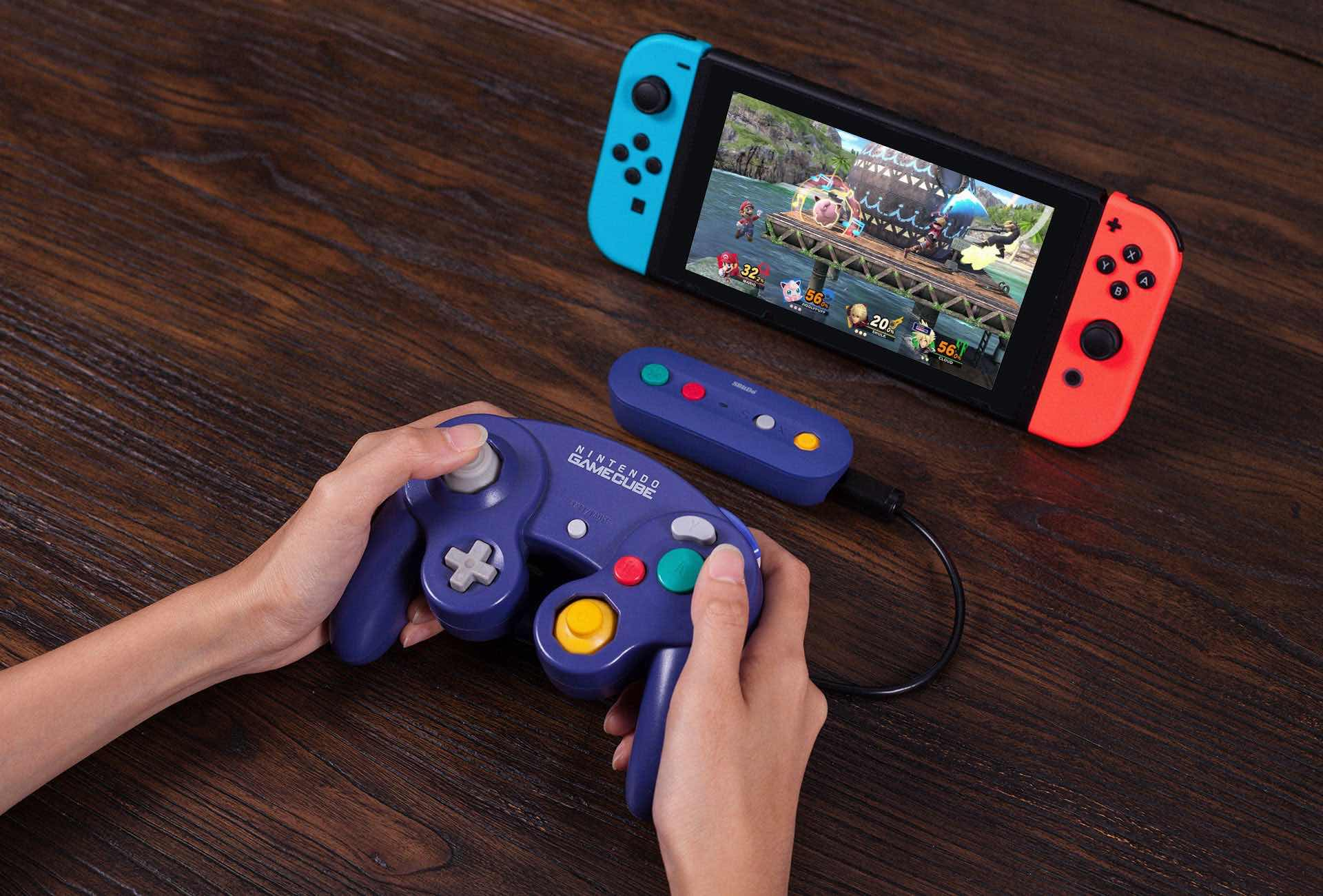 8bitdo-gbros-wireless-gamecube-adapter-for-nintendo-switch