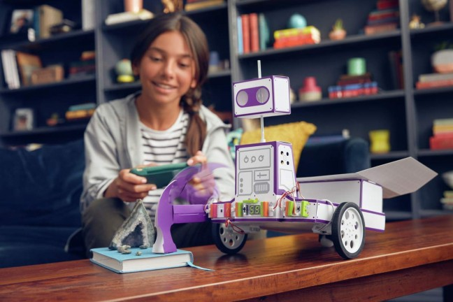 littleBits Space Rover kit. ($106)