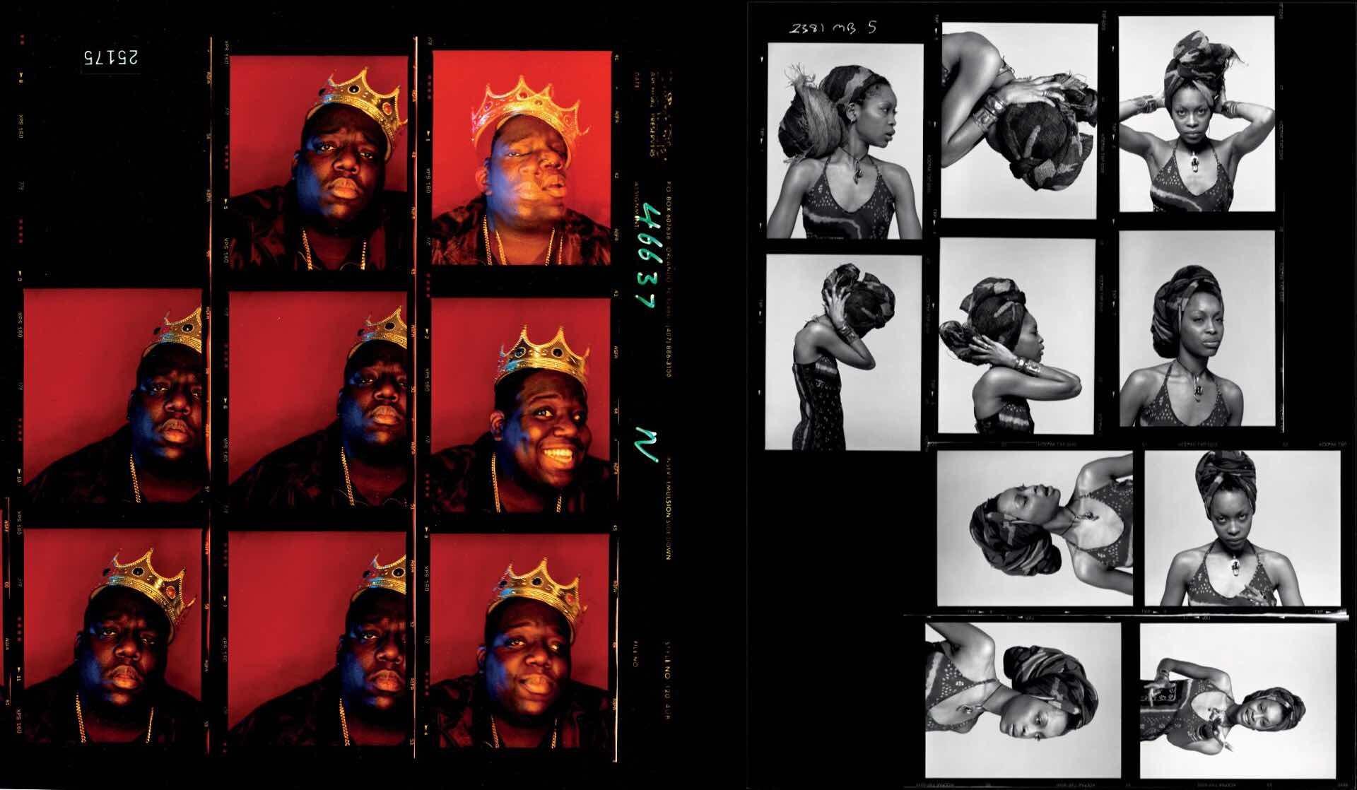 Photos by Barron Claiborne (left) and Marc Baptiste (right)