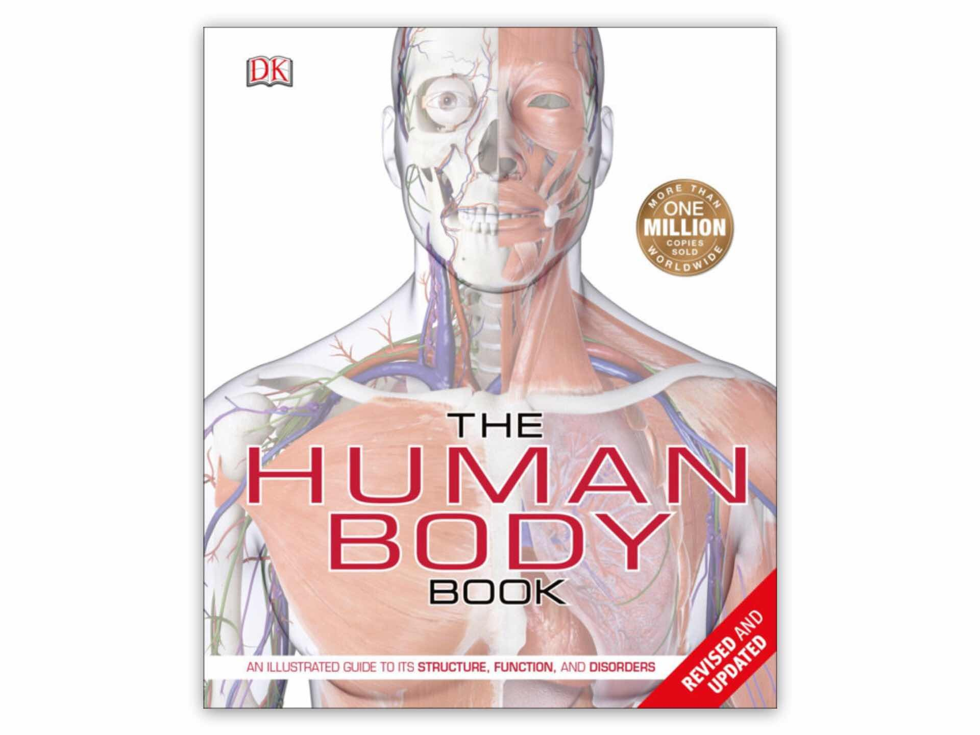 The Human Body Book, 3rd Edition by Richard Walker.
