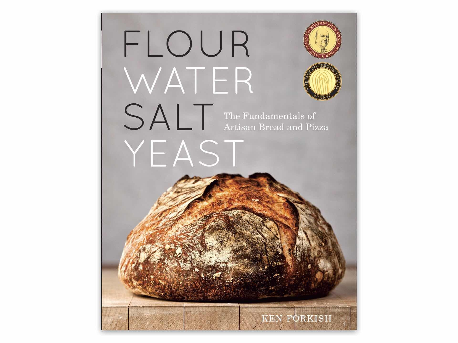 Flour Water Salt Yeast by Ken Forkish. ($16)